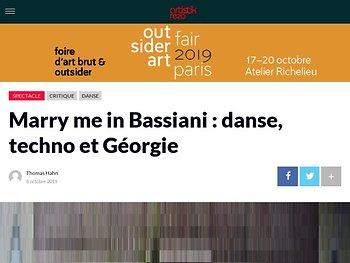 Marry me in Bassiani: danse, techno et Géorgie