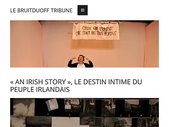 « An Irish story », le destin intime du peuple irlandais