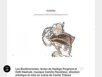 """""""Les Bouillonnantes"""", à la rencontre de femmes"""