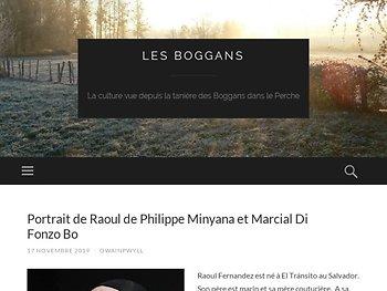 Portrait de Raoul de Philippe Minyana et Marcial Di Fonzo Bo