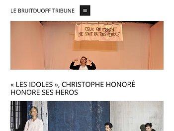«Les Idoles», Christophe Honoré honore ses héros