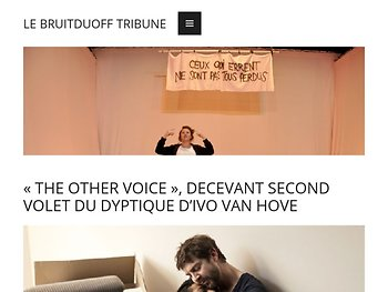 « The Other voice », décevant second volet du dyptique