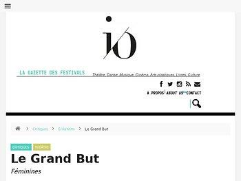 Le Grand But - I/O Gazette