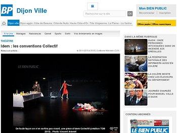 Idem : les conventions Collectif