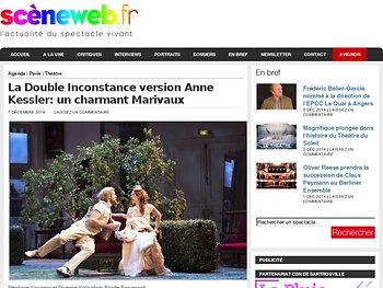Un charmant Marivaux