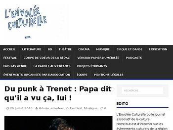 Du punk à Trenet : Papa dit qu'il a vu ça, lui !