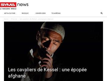 Les cavaliers de Kessel : une Epopee afghane