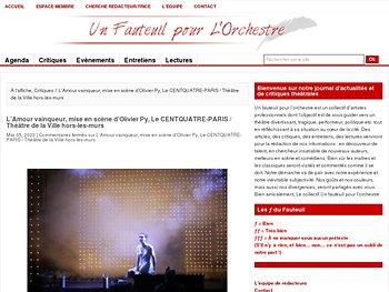 Théâtre musical, fable féministe, écologique, pacifique