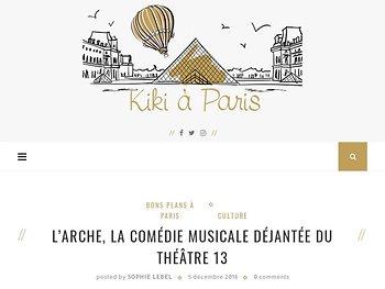 L'Arche, la comédie musicale déjantée du Théâtre 13
