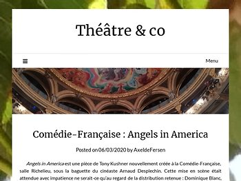 Angels in America : une belle réussite