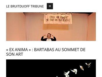 «Ex Anima» : Bartabas au sommet de son art