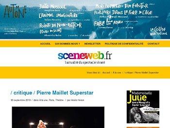 Pierre Maillet Superstar