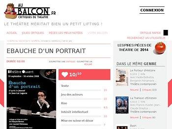 Journal intime de Jean-Luc Lagarce