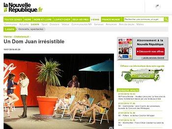Un Dom Juan irrésistible