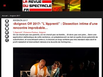 Dissection intime d'une rencontre improbable…