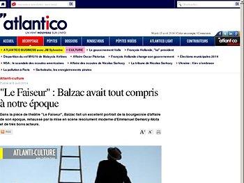 Balzac avait tout compris à notre époque