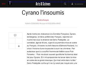 Cyrano l'insoumis