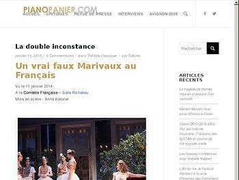 Un vrai faux Marivaux au Français