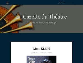 """""""Mme Klein"""", « J'écoute »"""