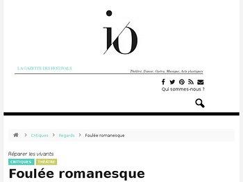 Foulée romanesque