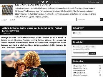 La Nana de Charles Berling et Jean-Luc Godard vit sa vie