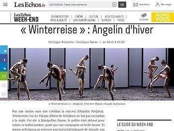 «Winterreise»: Angelin d'hiver