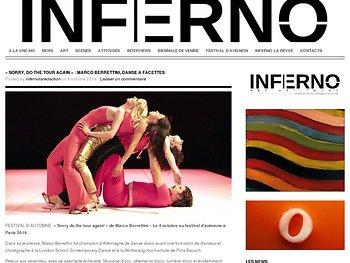 arco BerrettiniI, danses à facettes