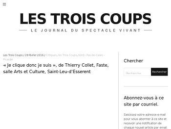 Thierry Collet, éclaireur de conscience
