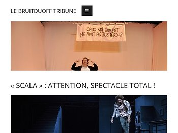 «Scala» : Attention, spectacle total !