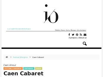 Caen Cabaret