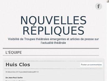 Espace Critiques Huis Clos Jean Paul Sartre Mise En Scène