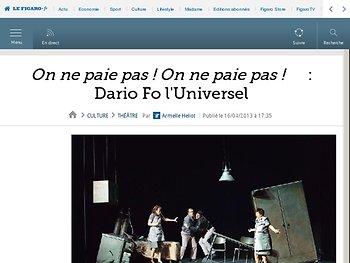 Dario Fo l'Universel