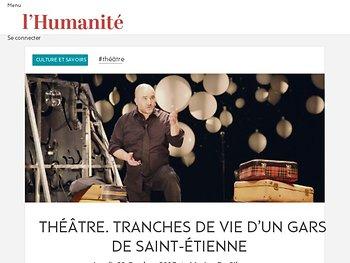 Tranches de vie d'un gars de Saint-Étienne