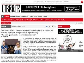 """""""Une vraie gourmandise pour les connaisseurs"""""""