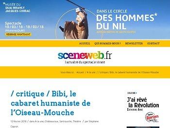 Bibi, le cabaret humaniste de l'Oiseau-Mouche