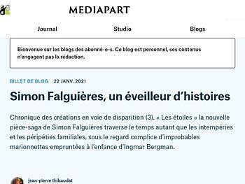 Simon Falguières, un éveilleur d'histoires