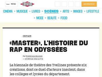 L'histoire du rap en Odyssées