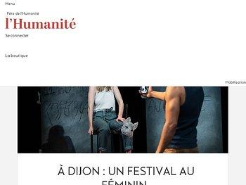 À Dijon: Un festival au féminin