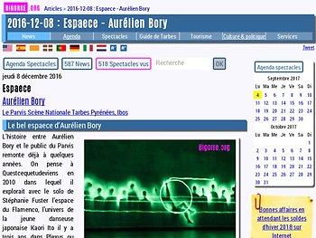 Le bel espaece d'Aurélien Bory