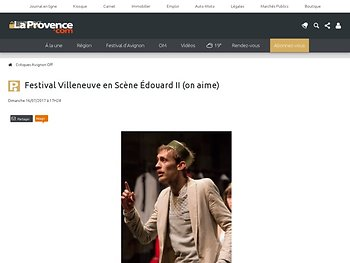 Édouard II (on aime)